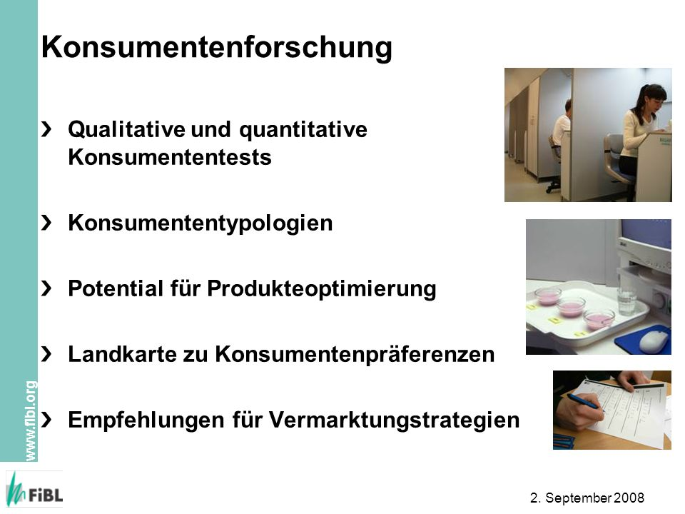 Konsumentenforschung