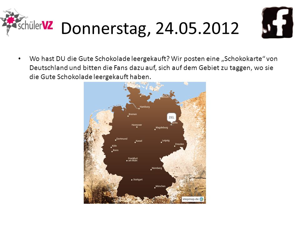 Donnerstag, 24.05.2012
