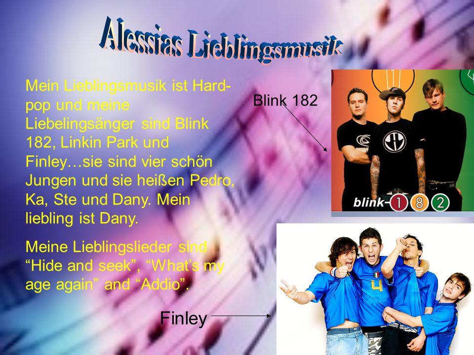 Alessias Lieblingsmusik