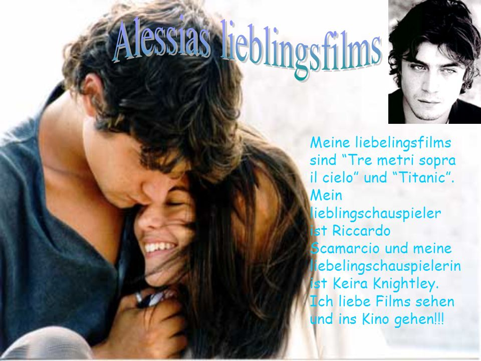 Alessias lieblingsfilms