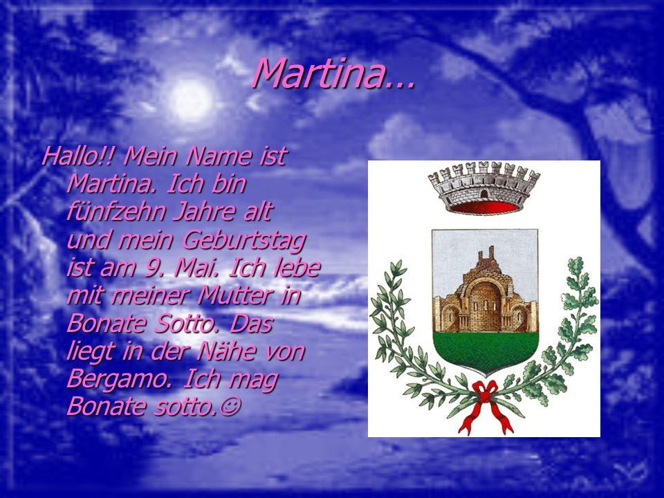 Martina…