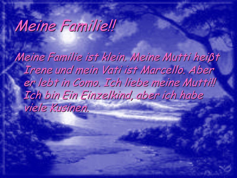 Meine Familie!!