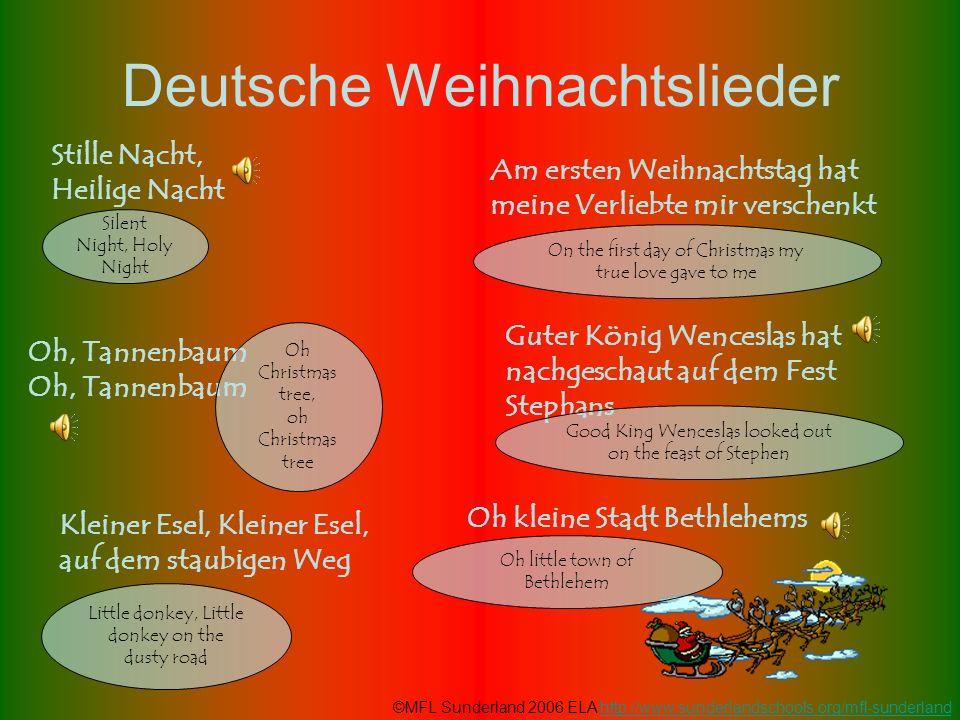 Deutsche Weihnachtslieder - ppt video online herunterladen