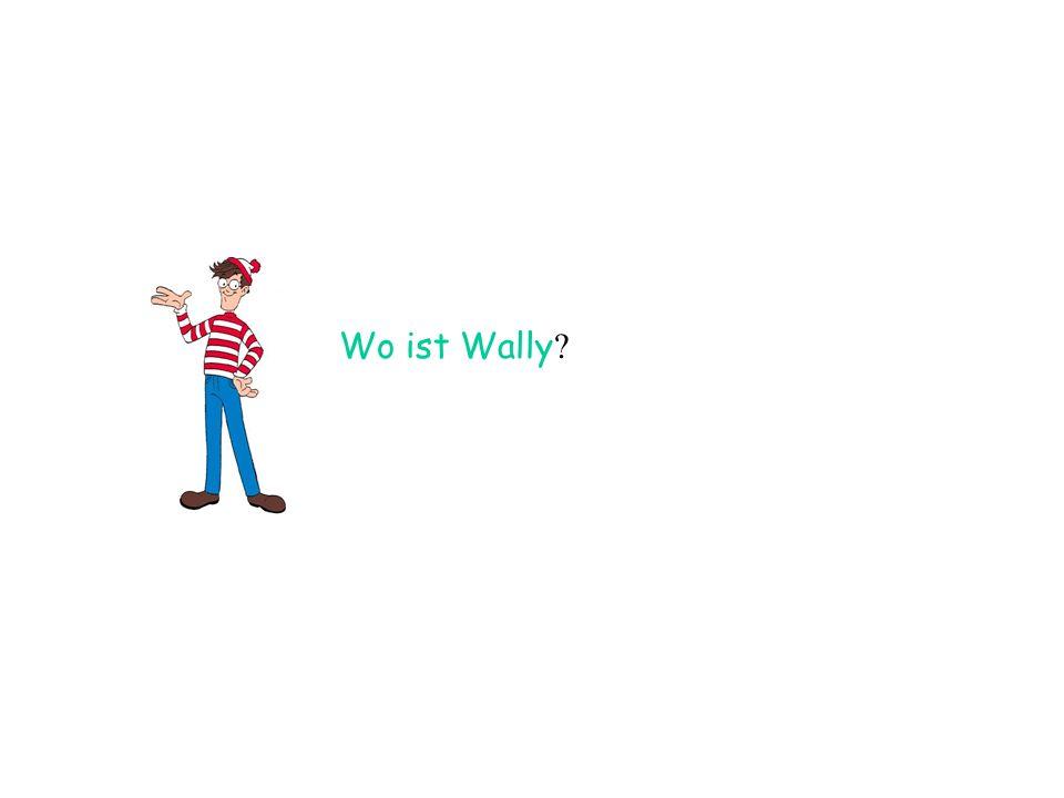 Wo ist Wally