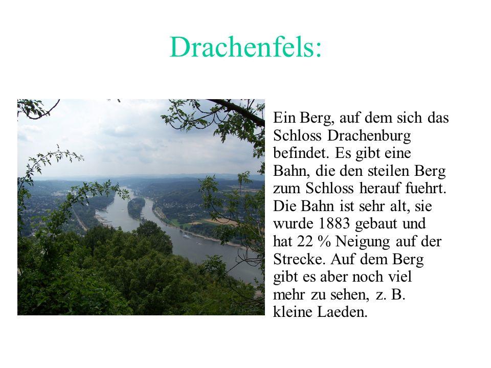 Drachenfels: