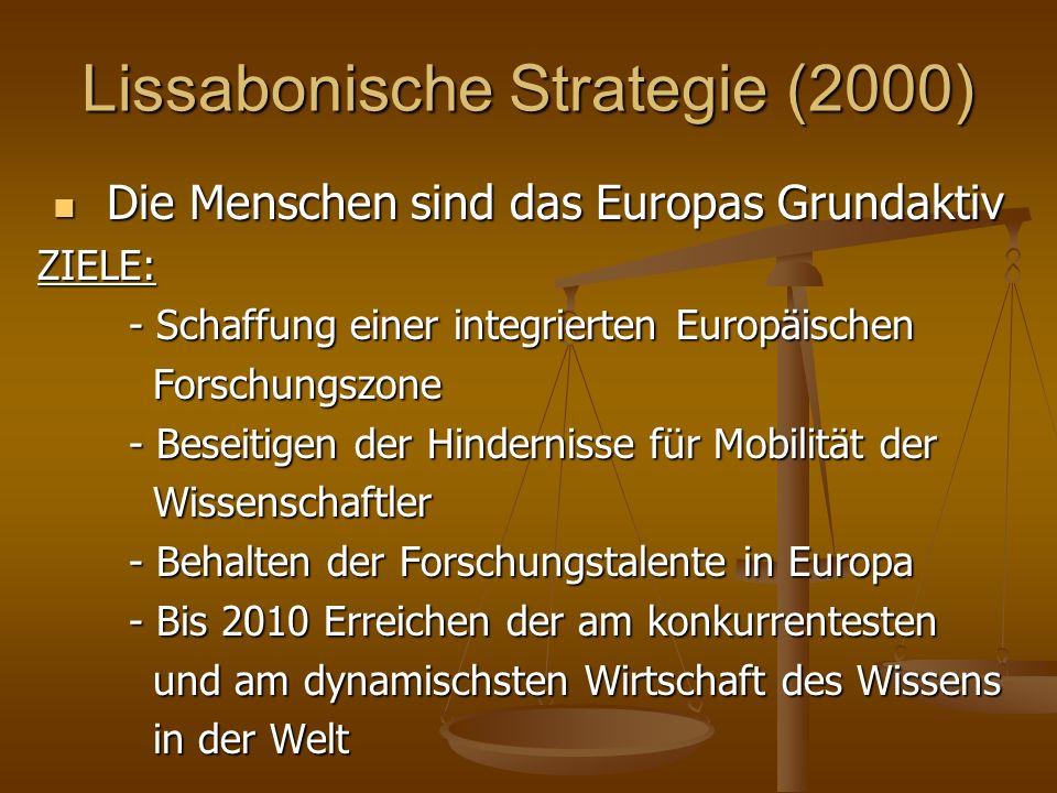 Lissabonische Strategie (2000)
