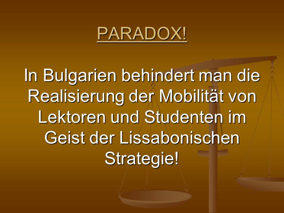 PARADOX.
