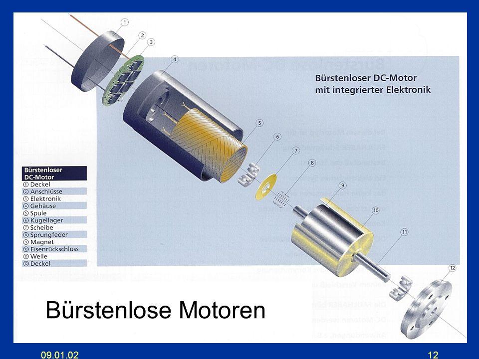 Bürstenlose Motoren 09.01.02