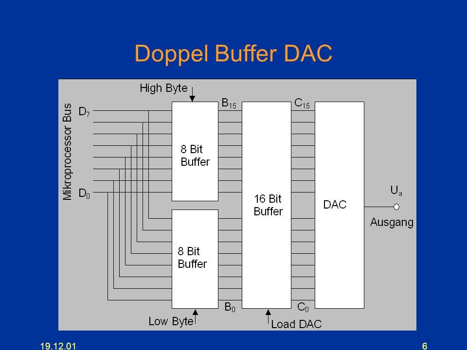 Doppel Buffer DAC 19.12.01