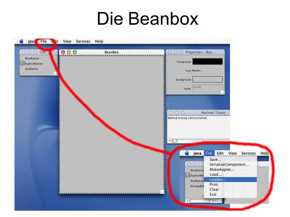 Die Beanbox