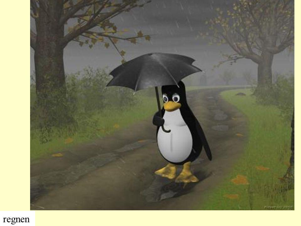 regnen