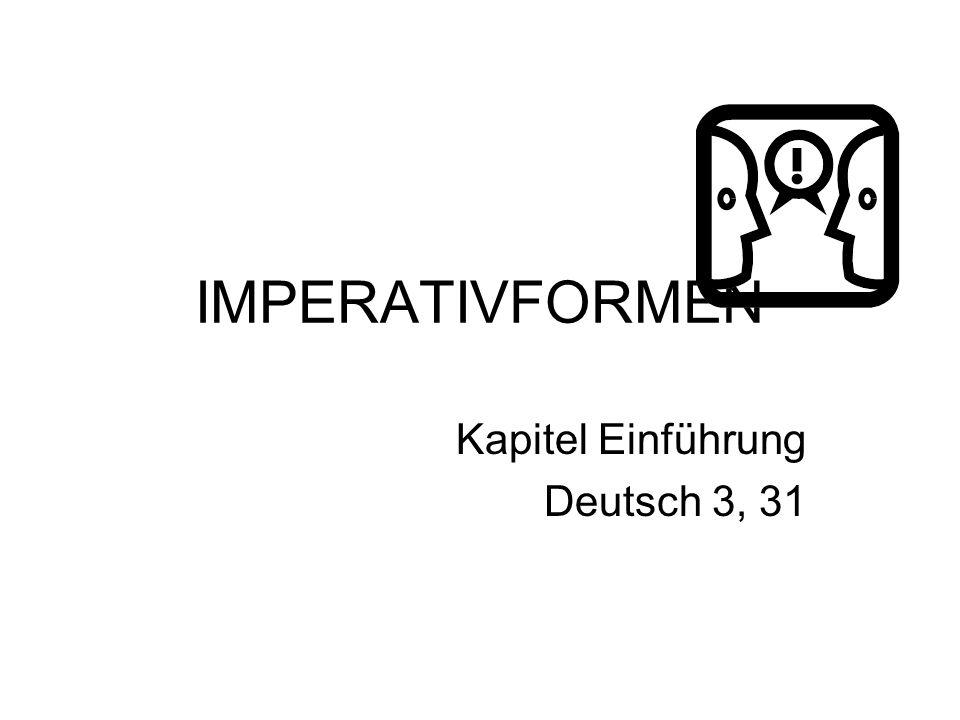 Kapitel Einführung Deutsch 3, 31