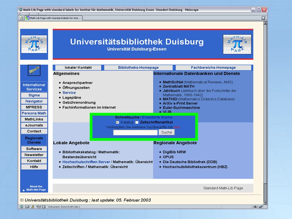 IuK 2003