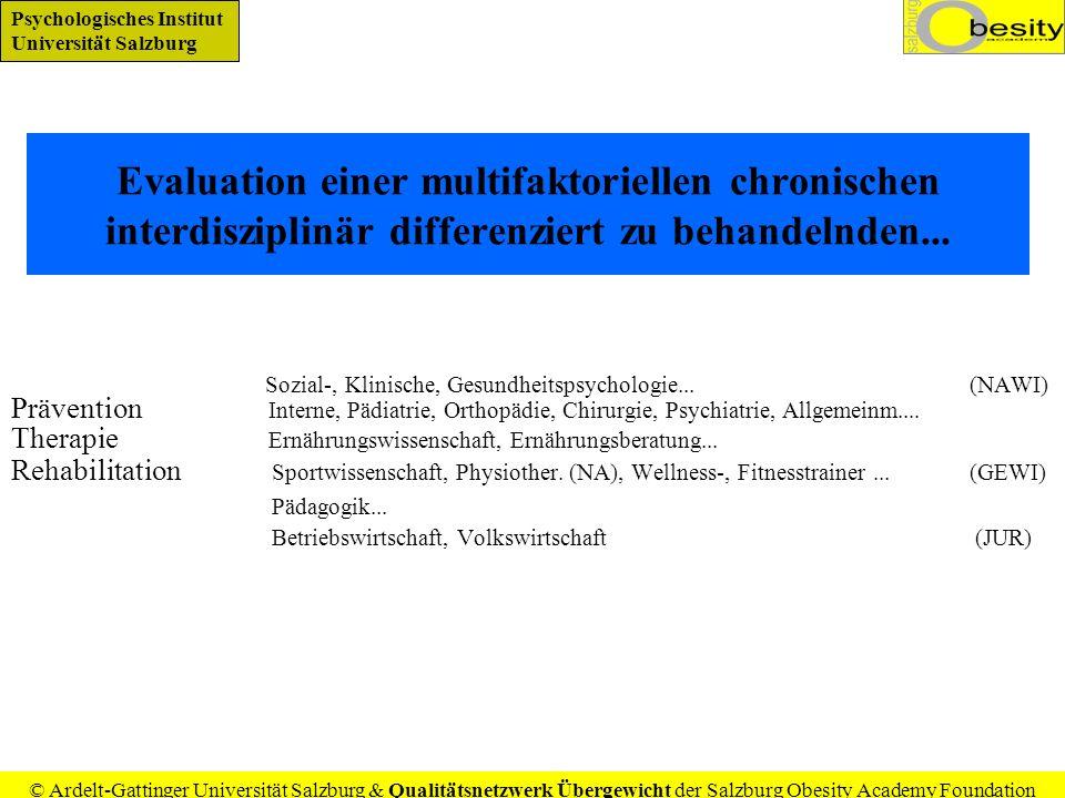 Evaluation einer multifaktoriellen chronischen interdisziplinär differenziert zu behandelnden...