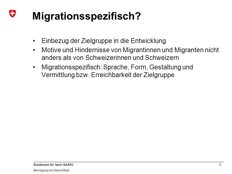 Migrationsspezifisch