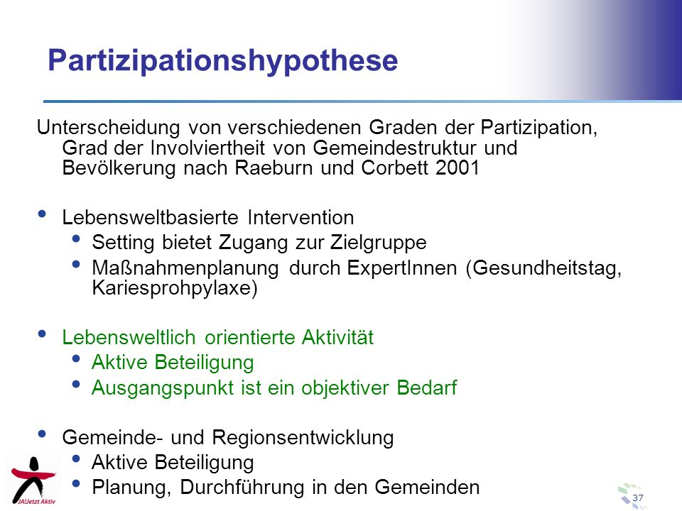 Partizipationshypothese