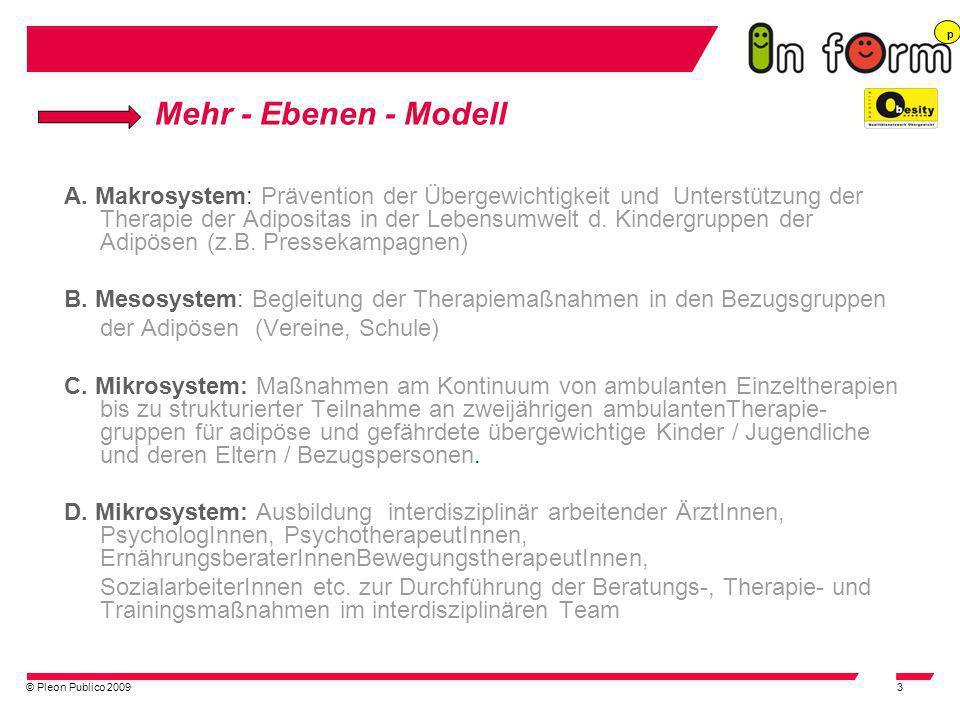 p Mehr - Ebenen - Modell.