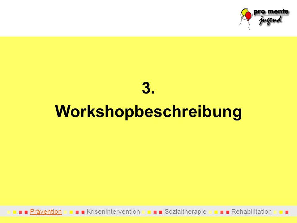 Workshopbeschreibung