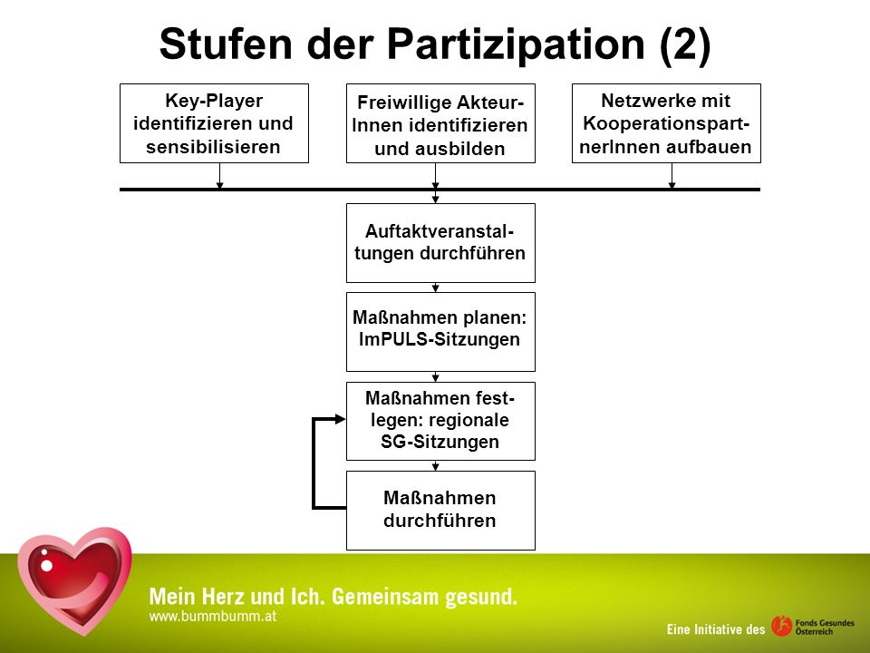 Stufen der Partizipation (2)