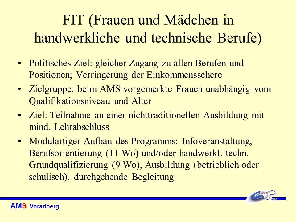 FIT (Frauen und Mädchen in handwerkliche und technische Berufe)