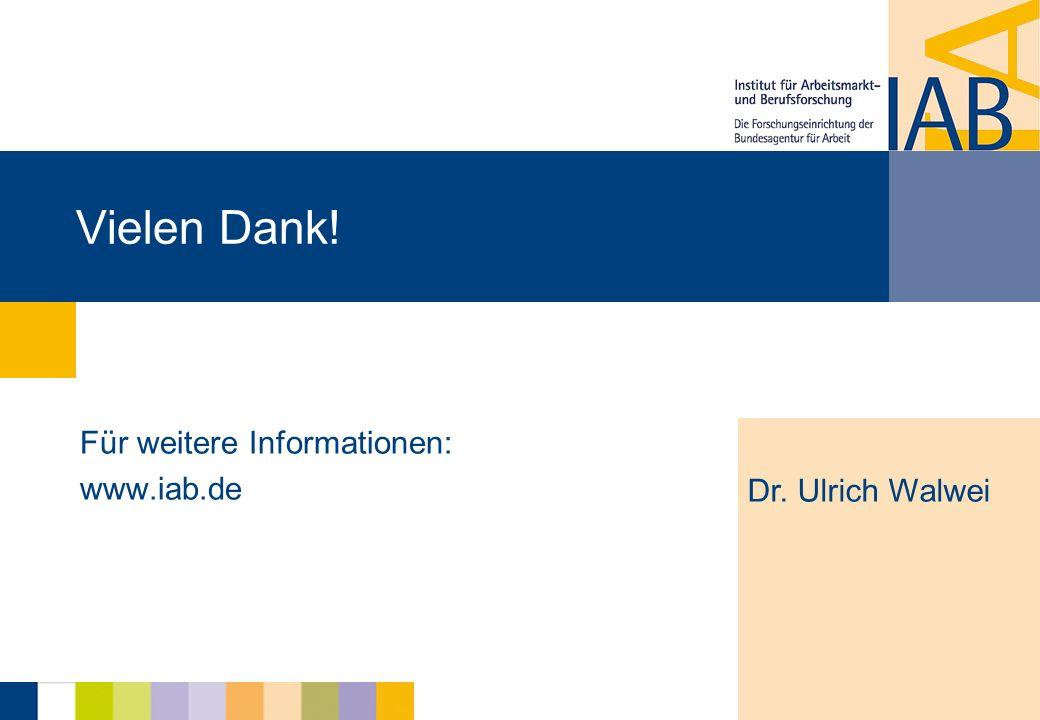Für weitere Informationen: www.iab.de