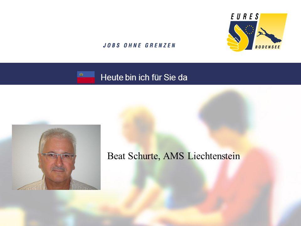 Beat Schurte, AMS Liechtenstein