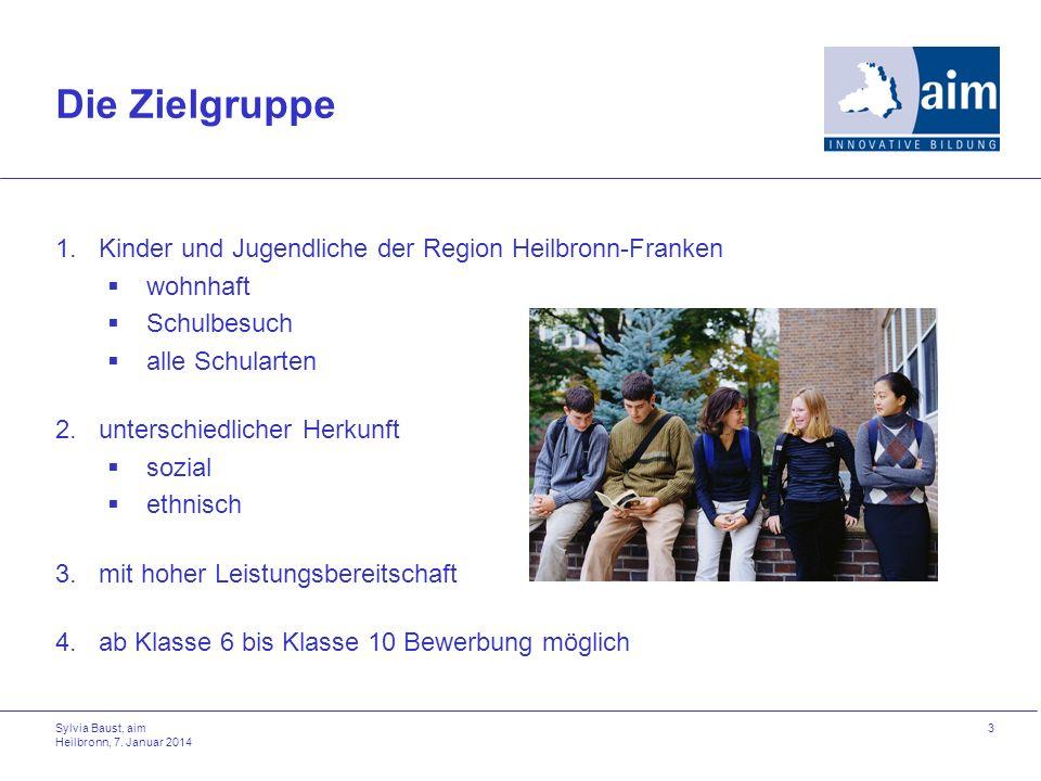 Die Zielgruppe Kinder und Jugendliche der Region Heilbronn-Franken