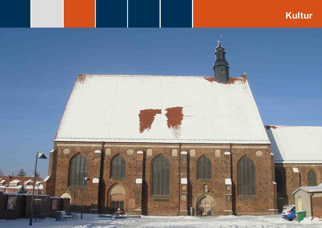 Kultur Mönchenkloster Jüterbog