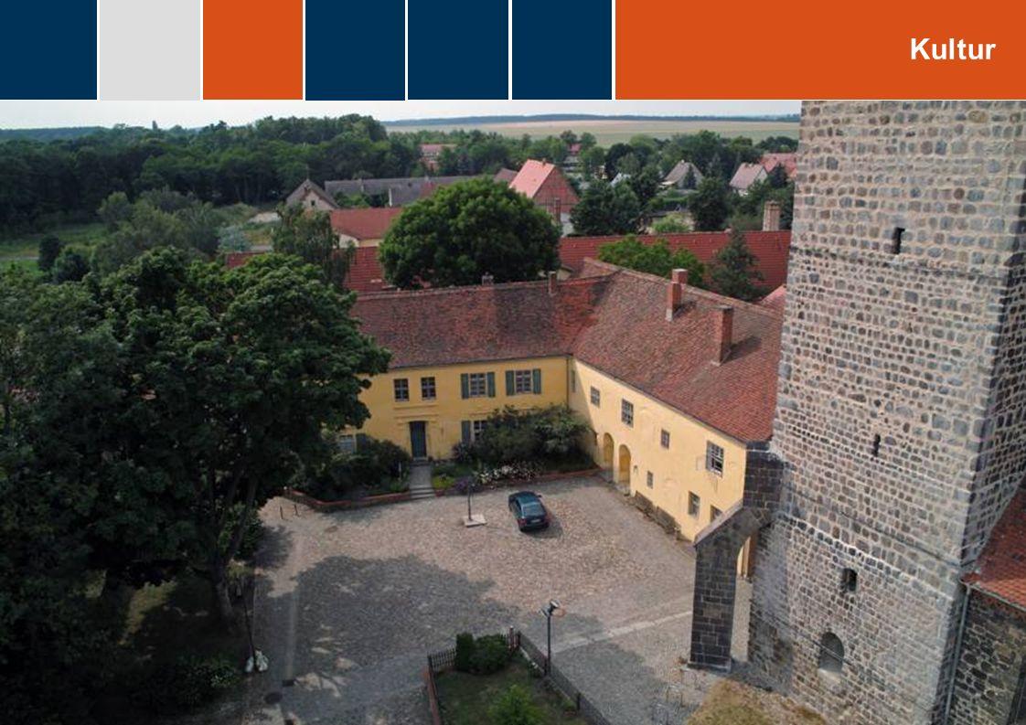 Kultur Burg Ziesar