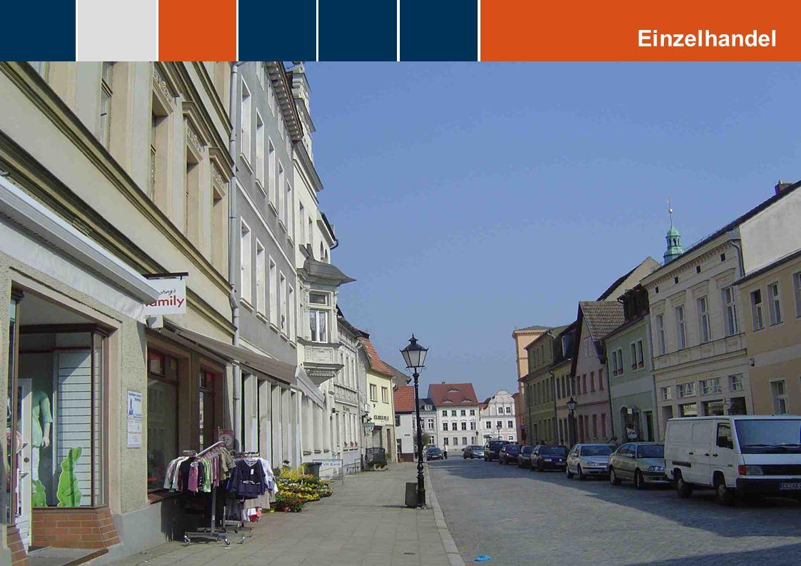Einzelhandel Einzelhandel- und Zentrenkonzepte Luckau