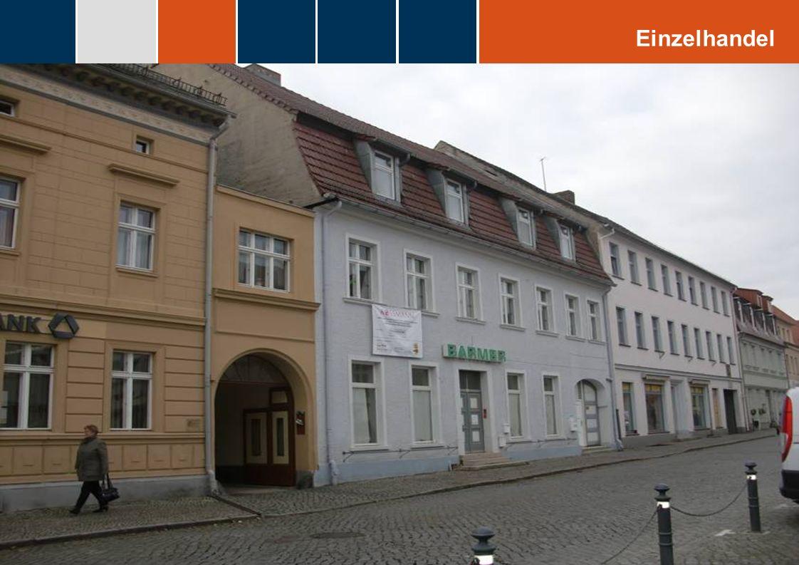 Einzelhandel Einzelhandel- und Zentrenkonzepte Bad Belzig