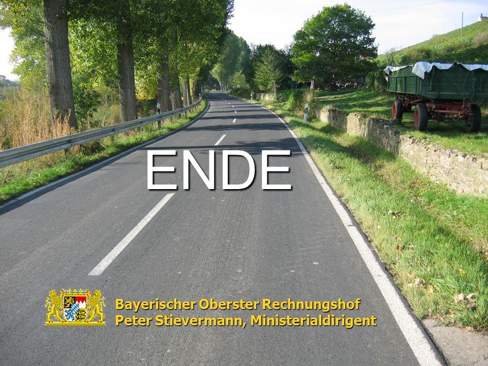 ENDE Bayerischer Oberster Rechnungshof Peter Stievermann, Ministerialdirigent