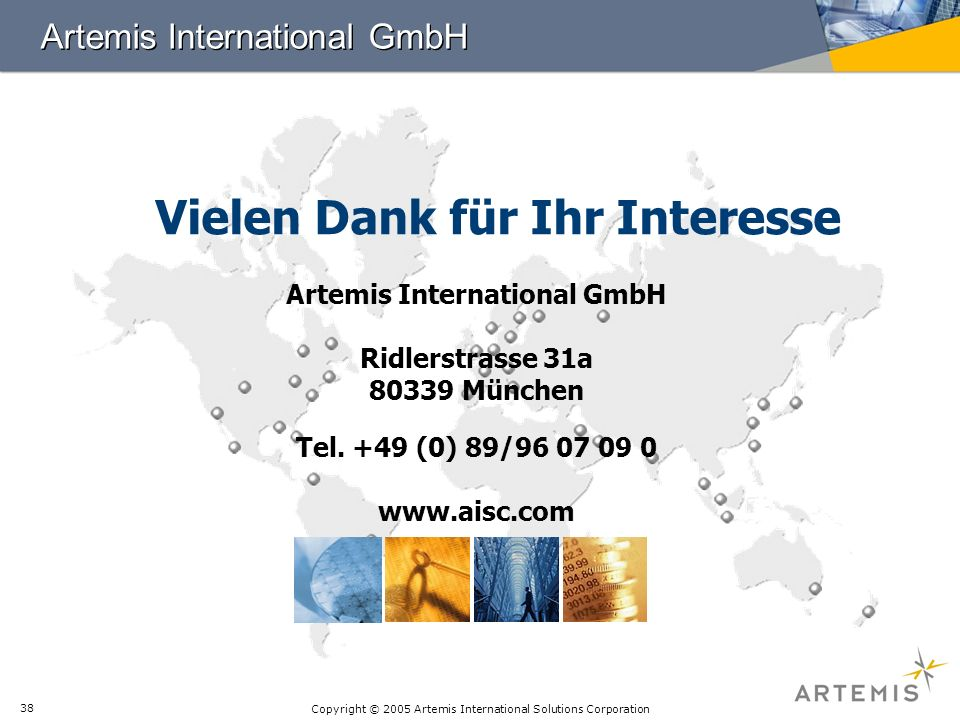 Artemis International GmbH
