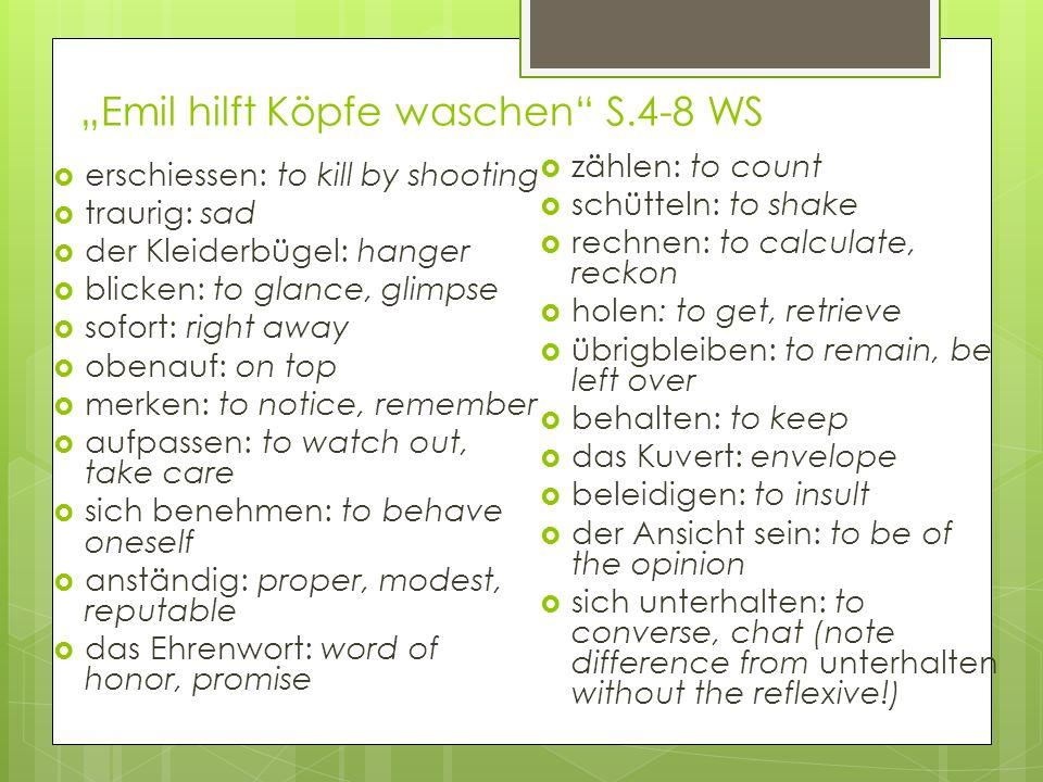 """""""Emil hilft Köpfe waschen S.4-8 WS"""