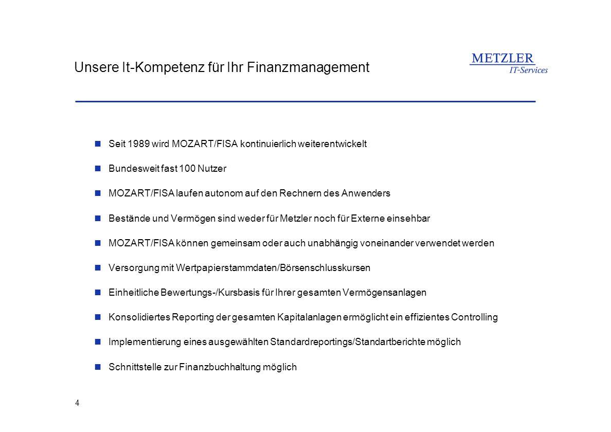 Unsere It-Kompetenz für Ihr Finanzmanagement