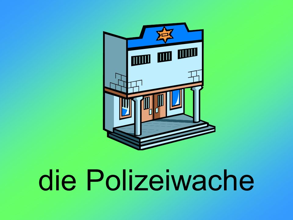 die Polizeiwache