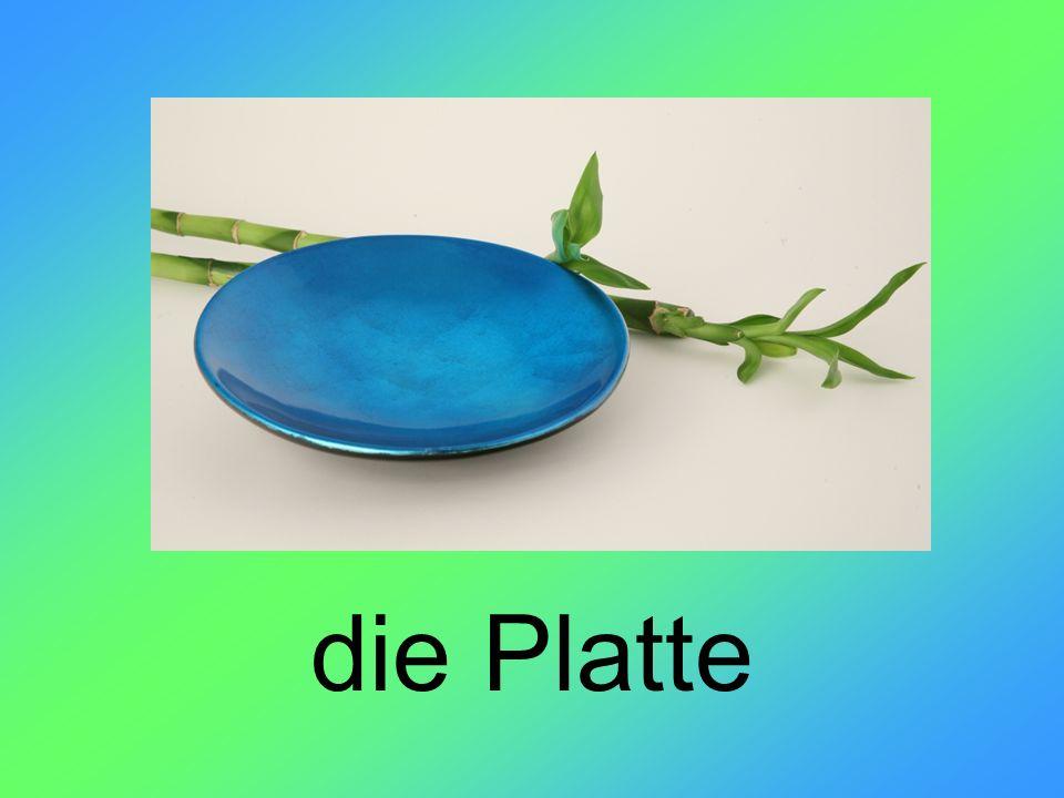 die Platte