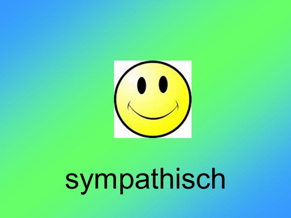 sympathisch
