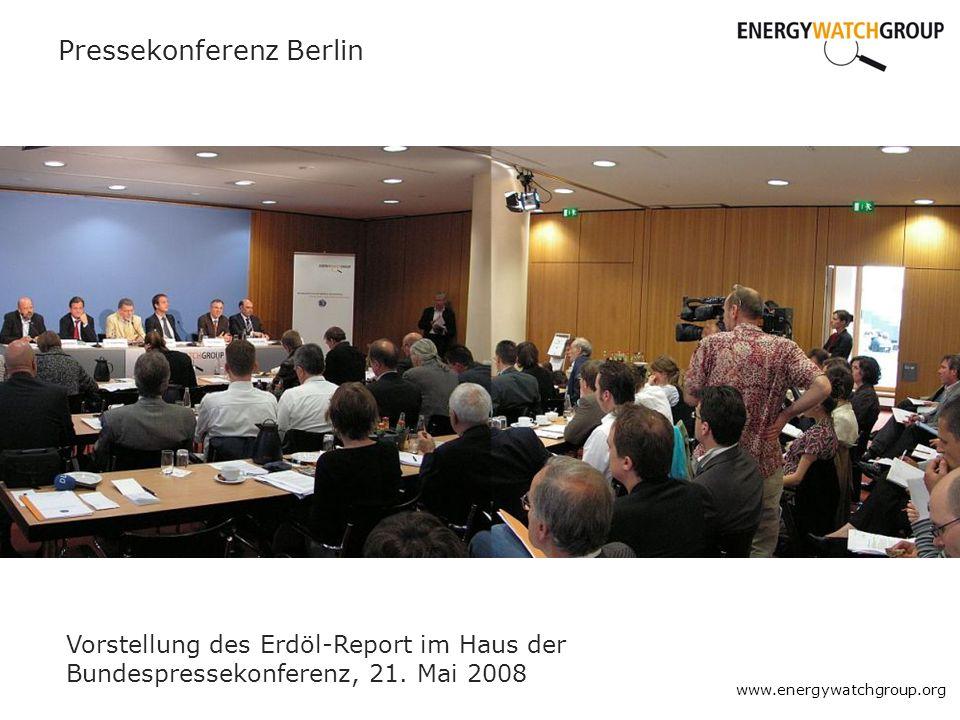 Pressekonferenz Berlin