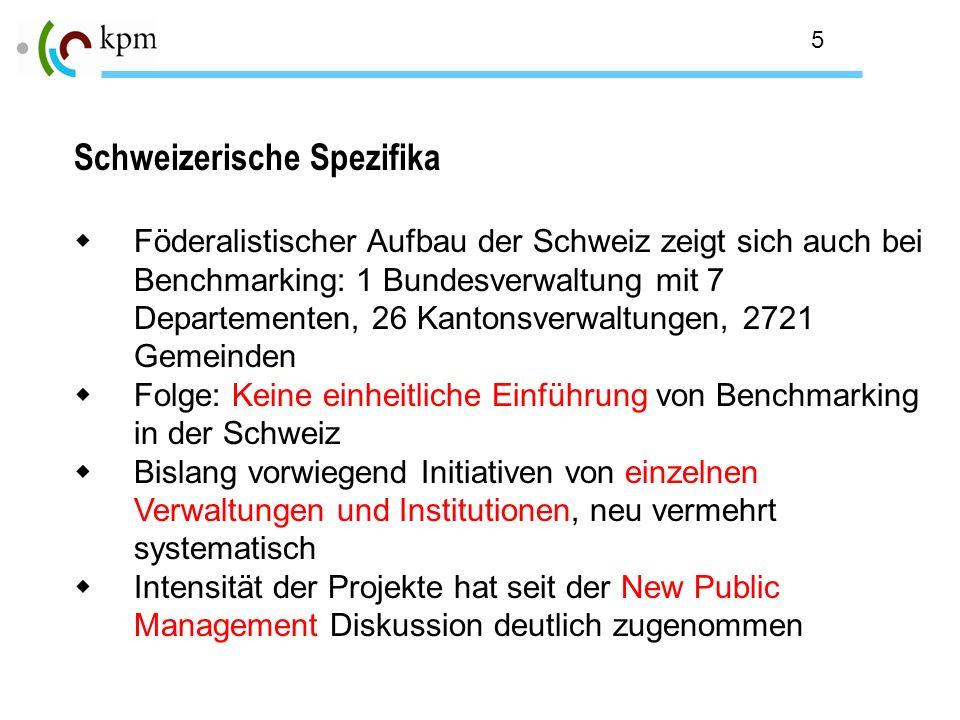 Schweizerische Spezifika