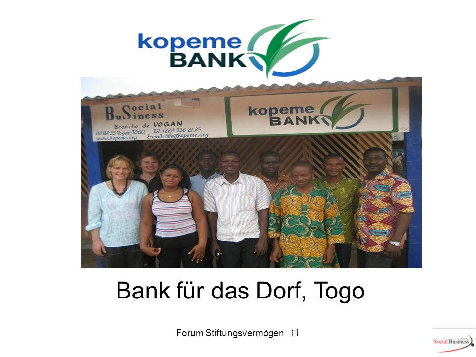 Forum Stiftungsvermögen 11
