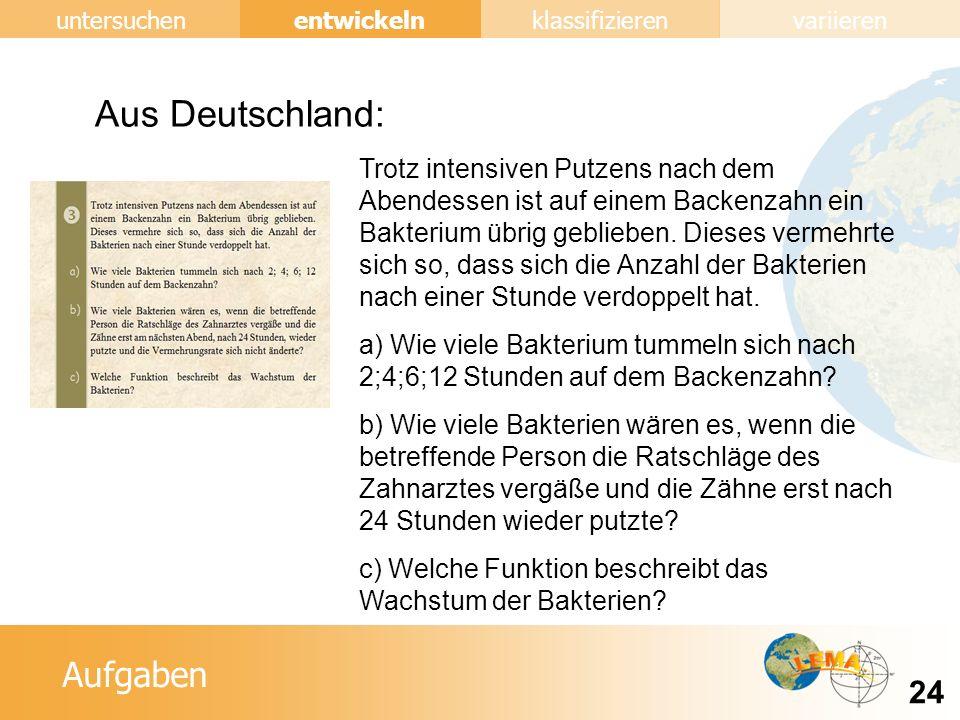 Aus Deutschland: