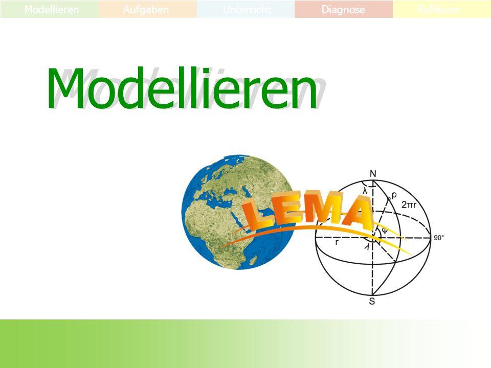 Modellieren Modellieren Modellieren Aufgaben Unterricht Diagnose