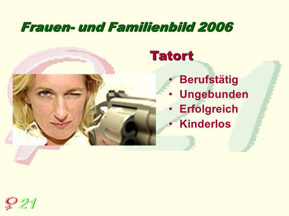 Frauen- und Familienbild 2006