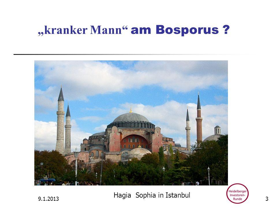 """kranker Mann am Bosporus"