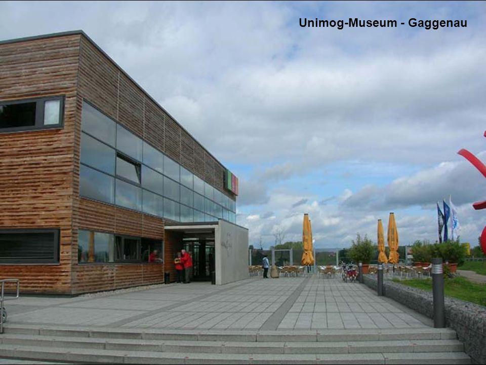 Unimog-Museum - Gaggenau