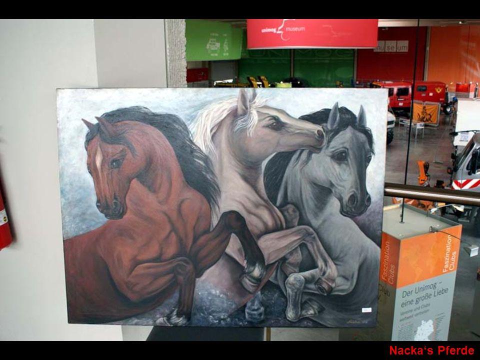 Nacka's Pferde