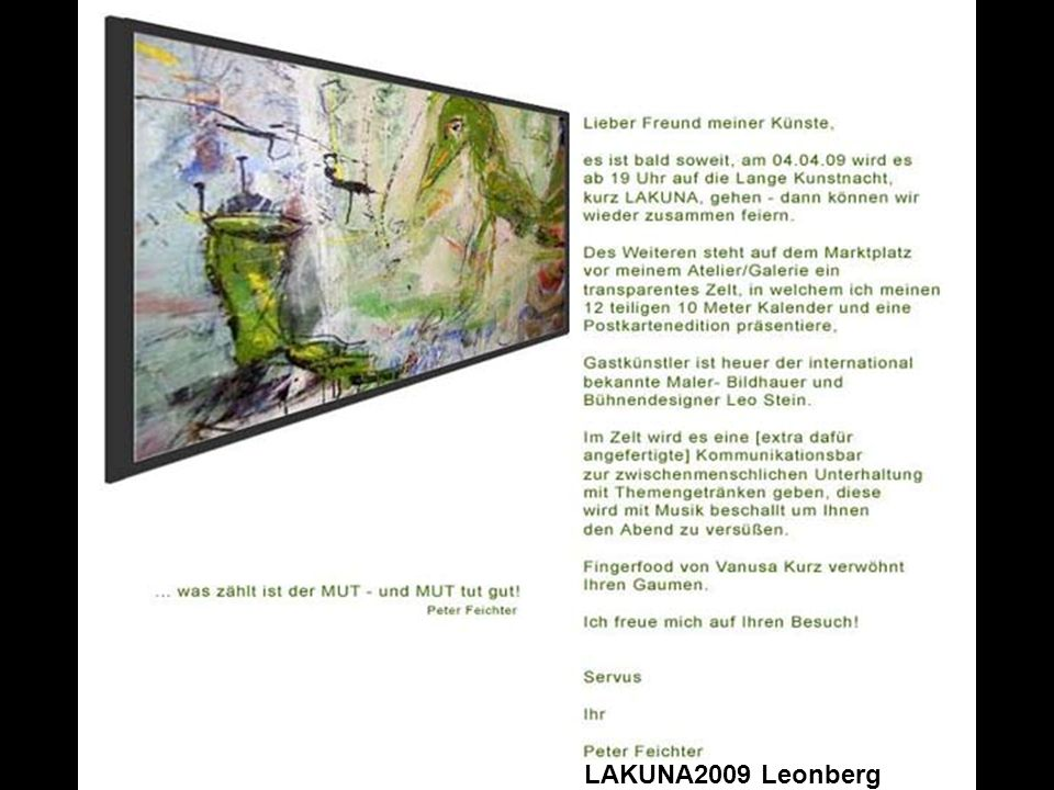 LAKUNA2009 Leonberg