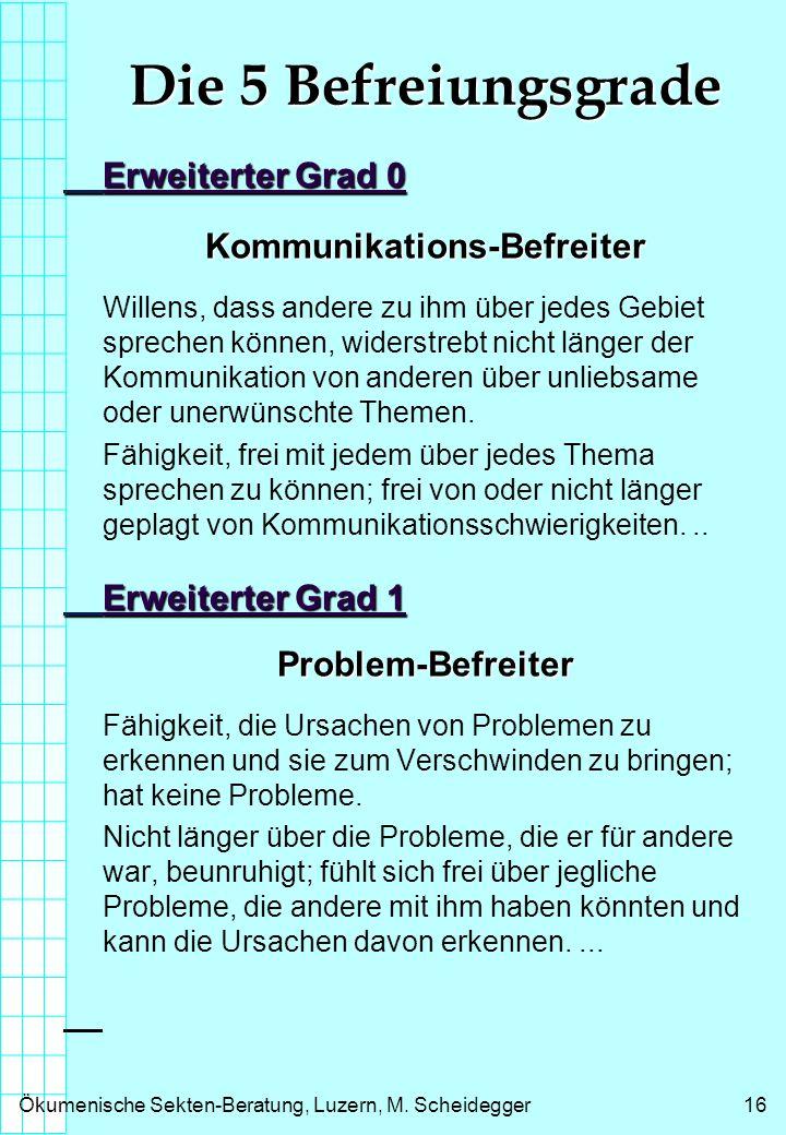 Kommunikations-Befreiter