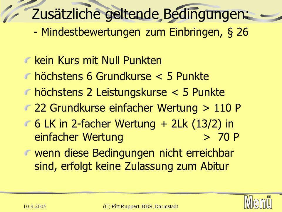 (C) Pitt Ruppert, BBS, Darmstadt